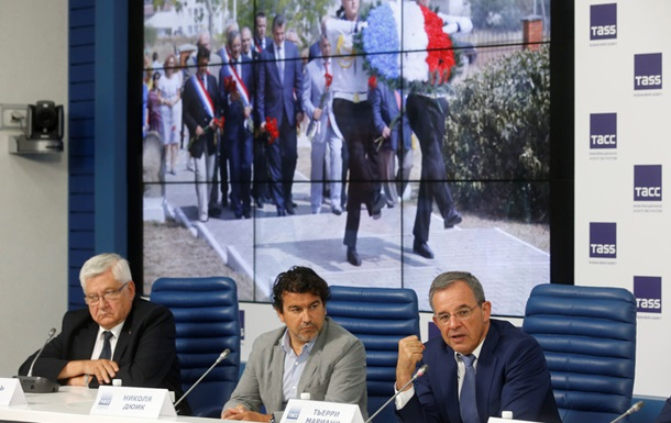 Франция отреагировала на визит депутатов в Крым