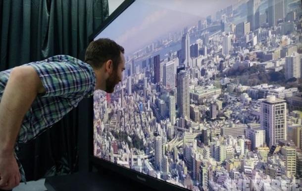 В Японии запущено первое в мире ТВ-вещание в формате 8K