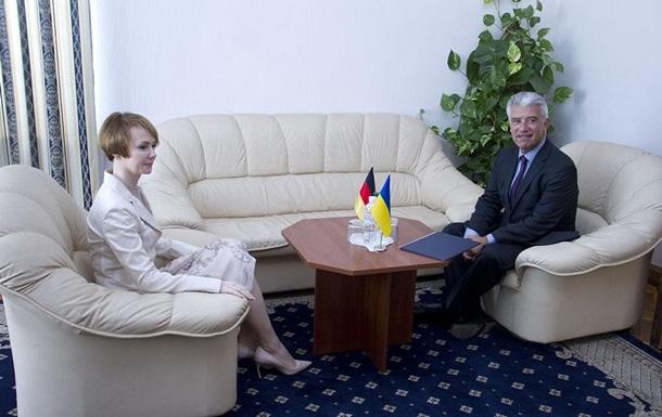 В Украину прибыл новый посол Германии