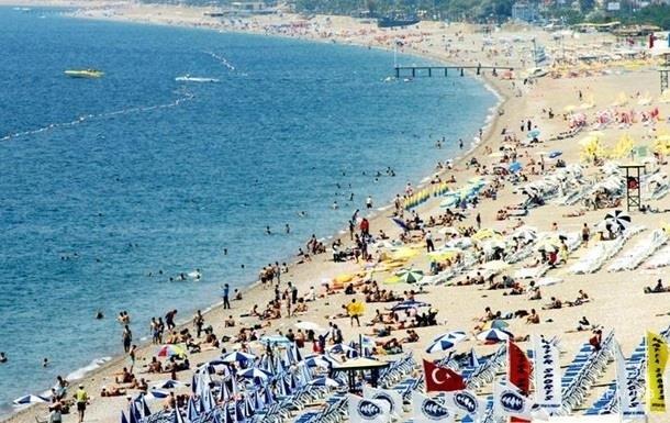 Доходы Турции от туризма сократились на 35%