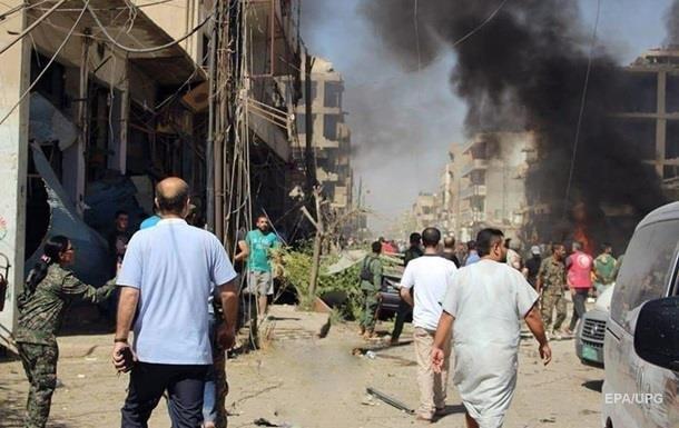 Россия обвинила США в гибели мирных жителей Сирии