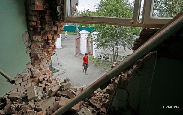 ООН: На Донбассе рекордное число жертв за год
