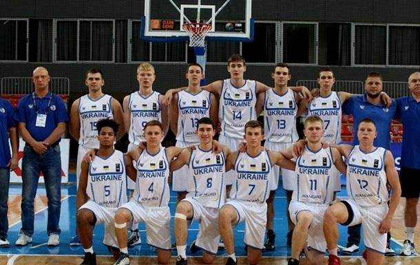 Евробаскет U-18: Украина громит Шотландию и выходит в плей-офф