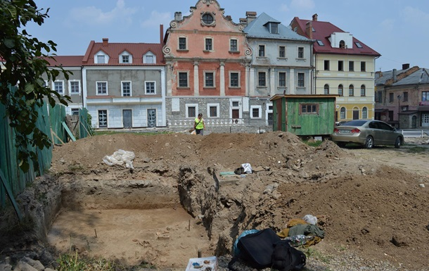 В Каменец-Подольском нашли литейную Трипольской культуры