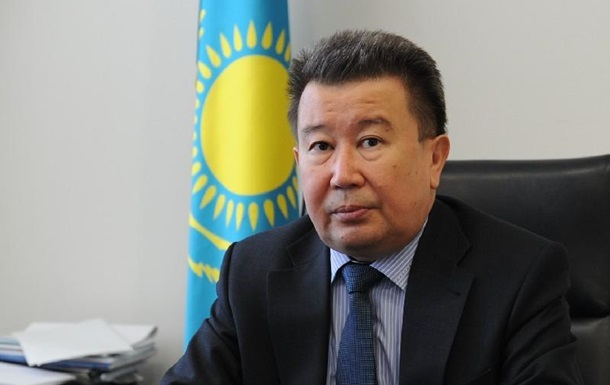 Брифінг Посла  Казастана в Україні  Самата Ордабаєва для представників ЗМІ