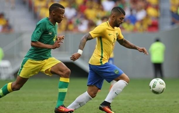 Рио-2016. Футбол. Бразилия теряет очки, голевая феерия Нигерии и Японии