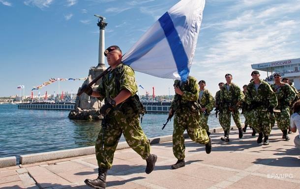 Погранслужба: Россия усиливает войска в Крыму