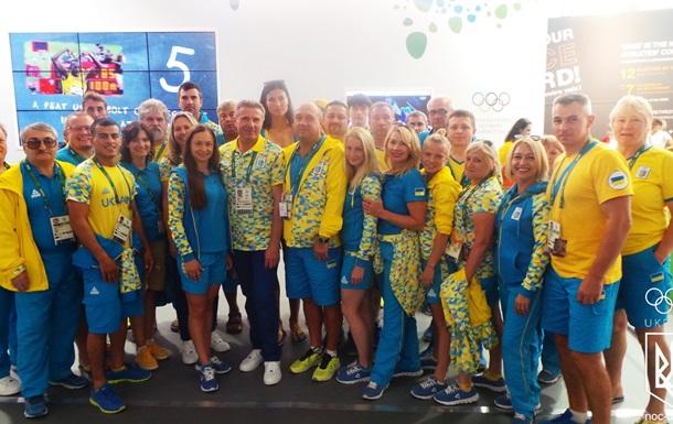 Украина сегодня начинает соревнования в Олимпиаде