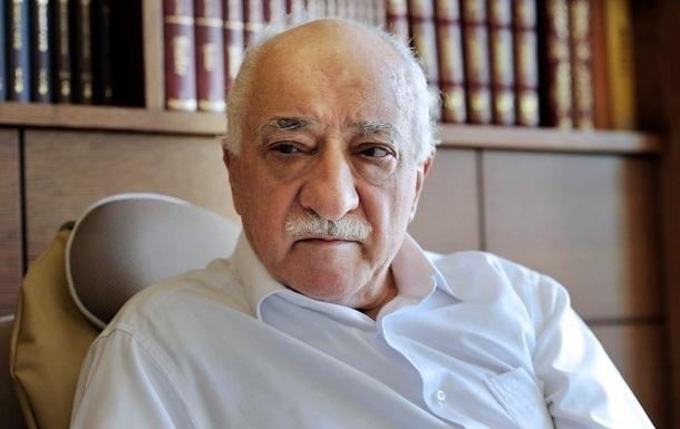 Турция не убедила США выдать Гюлена - WSJ