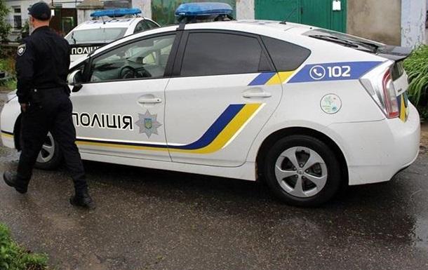 В Киеве водитель открыл стрельбу на дороге