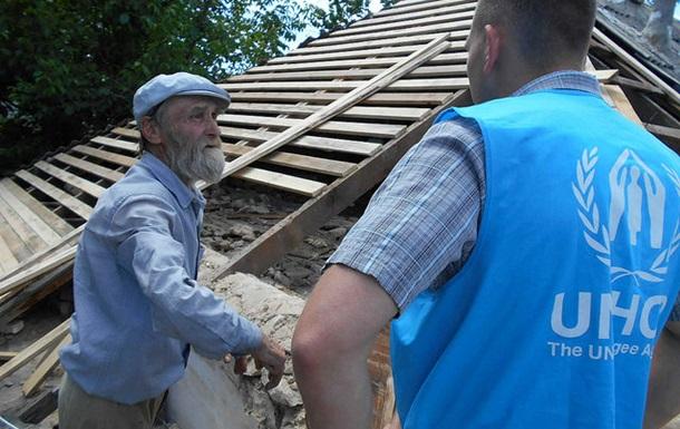 Конвой ООН доставил гуманитарную помощь в Луганск
