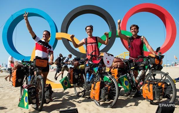 МОК запретил создавать GIF-файлы из материалов Олимпиады
