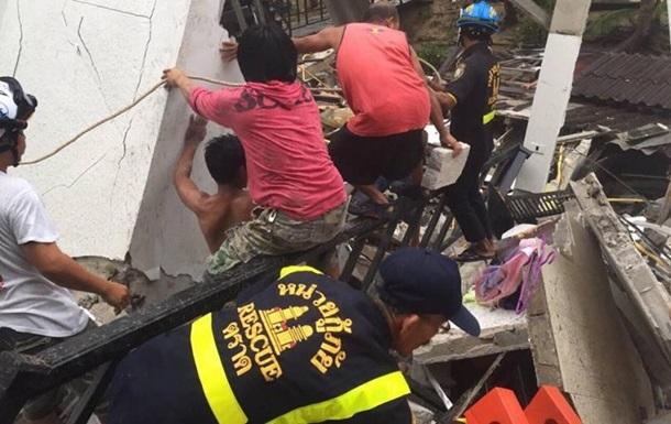 В Марокко обрушились два дома: один погибший, десятки раненых