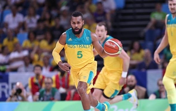 Баскетбол. Австралия уничтожает Францию