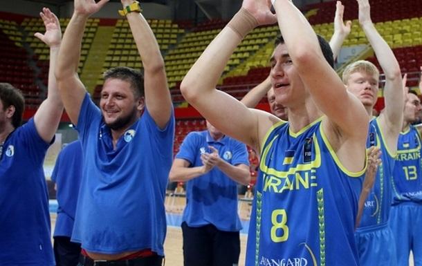 Евробаскет U-18: Украина финалист турнира!