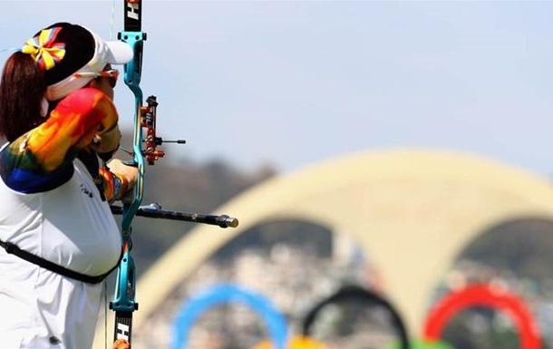 Стрельба из лука. Южная Корея ожидаемо берет золото