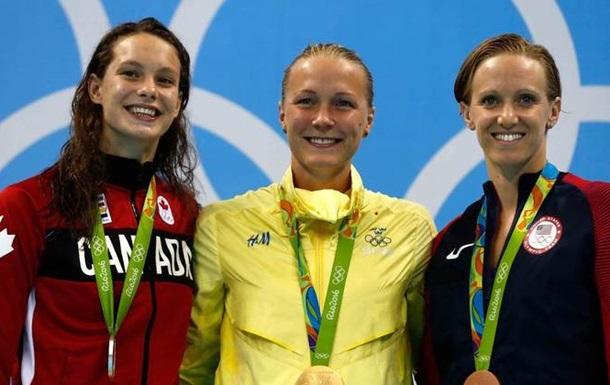Плавание. Очередное золото Фелпса, победы шведки и британца