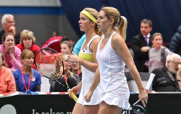 Теннис. Украинцы вылетают из парных соревнований