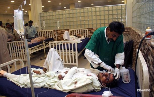 Взрыв в Пакистане: десятки погибших