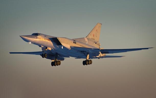Бомбардировщики РФ нанесли удар в Сирии