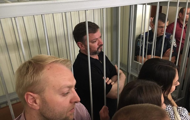 Экс-регионала Медяника арестовали на два месяца