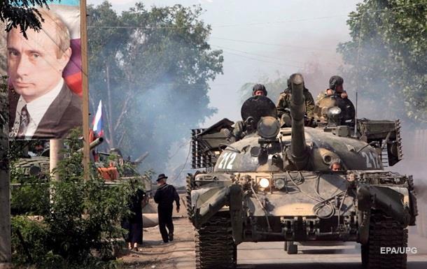Нападение на Грузию было прологом к войне против Украины – Порошенко