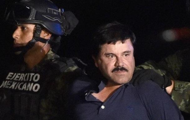 Мексиканскому наркобарону улучшили условия содержания в тюрьме