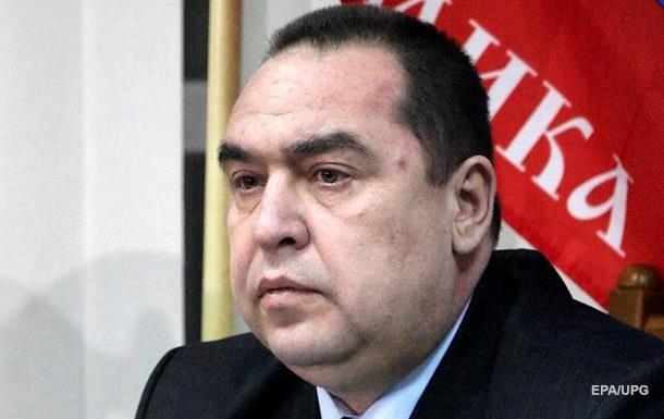 Плотницкий заявил, что вернулся к работе