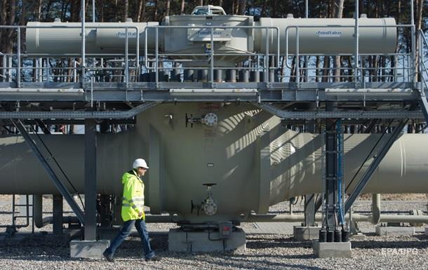 Газопровод Nord Stream остановлен на ремонт