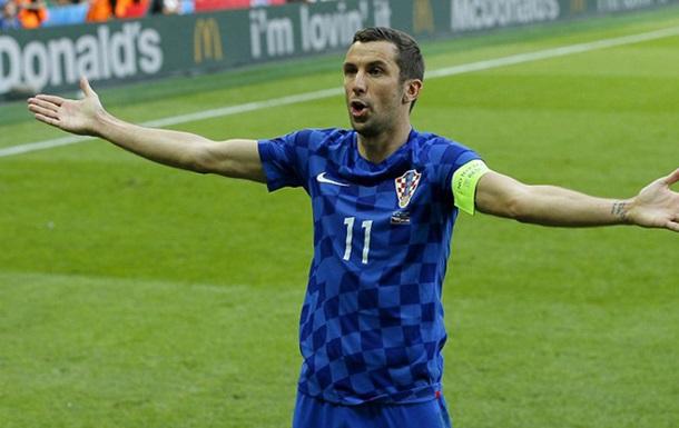 Срна официально уходит из сборной Хорватии