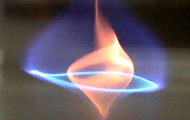 Ученые открыли новый тип пламени