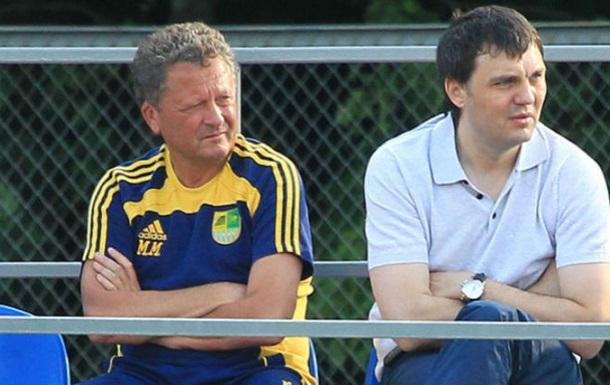 Маркевич: Красников будет работать спортивным директором сборных Украины