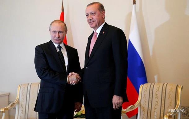 Эрдоган: Турецкий поток будет осуществлен