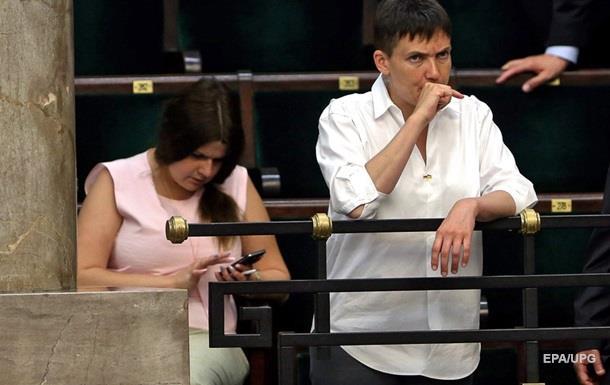 Х-фактор будет вести Савченко. Новые идеи летчицы