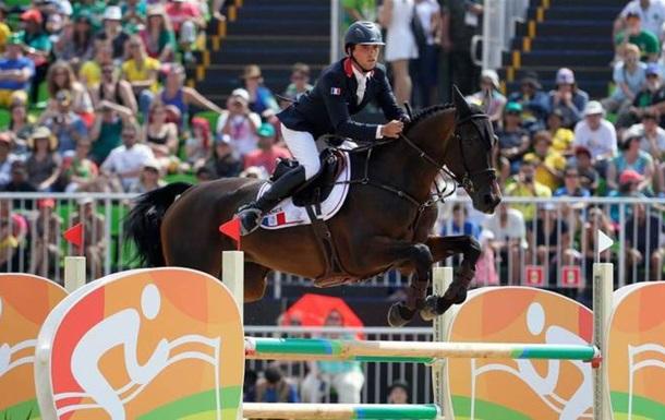 Конный спорт. Немец Юнг - олимпийский чемпион