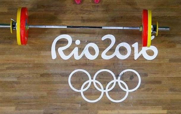Тяжелая атлетика. Веи Денг - олимпийская чемпионка