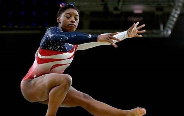 Спортивная гимнастика. Американки - олимпийские чемпионки
