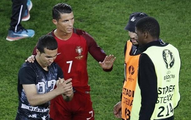 Роналду иПепе тренировались с«Реалом»