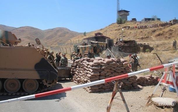 Теракты курдов в Турции погибли десять силовиков