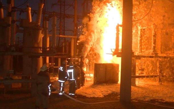 Под Харьковом взорвалась цистерна, есть жертвы