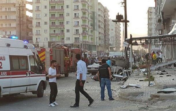Взрыв наюго-востоке Турции: 5 военных погибли, 8 ранены