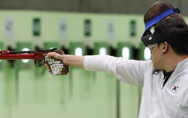 Владимир Гончаров— шестой наОлимпиаде встрельбе измалокалиберного пистолета