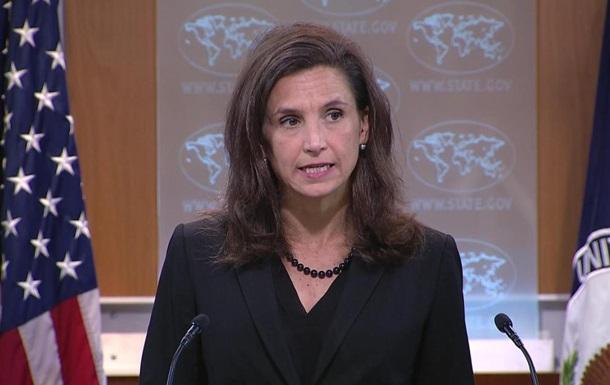 «Крым является ивсегда будет оставаться частью Украины»— Госдепартамент США