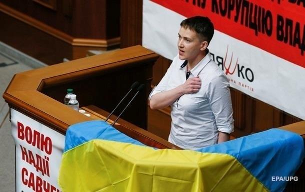 В ЛНР отрицают слова Савченко о договоренности по обмену пленными