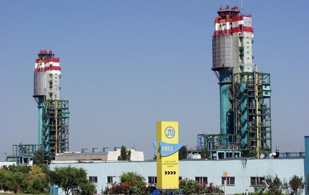 Укртрансгаз пояснил остановку Одесского припортового