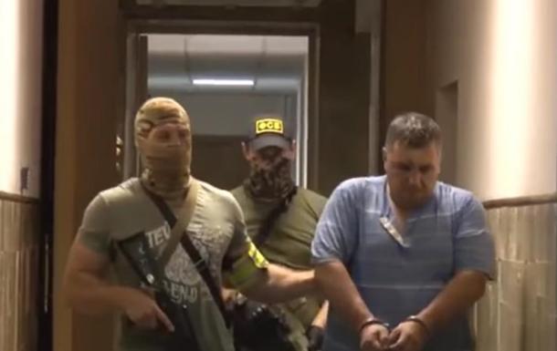 Украинца Панова арестовали в Крыму на два месяца