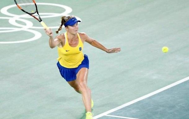 Теннис. Свитолина зачехляет ракетку в четвертьфинале
