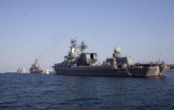 В Крыму круглосуточно дежурят боевые корабли - СМИ