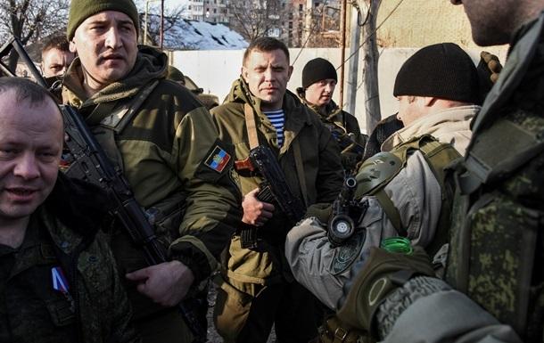 Захарченко перевел армию ДНР в боеготовность