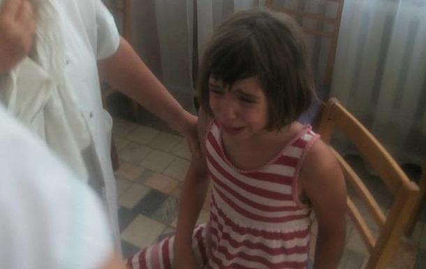 В санатории под Киевом ребенка привязали и обливали водой